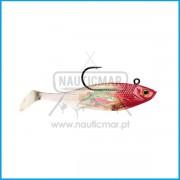 Vinil Storm WildEye Swim Shad 13cm 43g Redhead