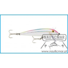 Amostra Rapala Countdown Abachi Sinking 9cm Hologram Candy
