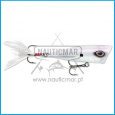 Amostra Storm Arashi Cover Pop 80mm Ghost Pearl Shad