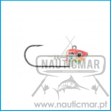 Cabeçote Storm 360GT Biscay Shad 31gr 2pcs Cor:RWS