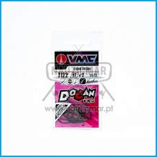 Anzois VMC 7122 Chinu LP Docan nº2 12un