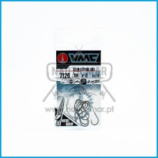 Anzois VMC 7126 BN nº6 Chinu Spade End 14un