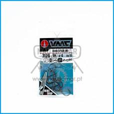 Anzois VMC 7126 BN nº4 Chinu Spade End 13un