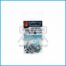 Anzois VMC 7126 BN nº2 Chinu Spade End 12un