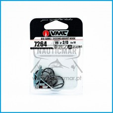 ANZOIS VMC 7264 OB Nº2/0 JIGGING ASSIST 10UN
