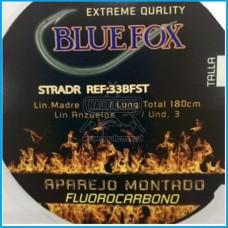 Montagem Bluefox Strada Fluorocarbono nº1