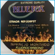 Montagem Bluefox Strada Fluorocarbono nº1/0