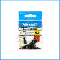 CLIP VERCELLI BV02 6pcs Tam.2