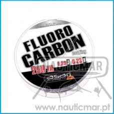 Linha Asari Fluorocarbon Coating 0.23mm 250m
