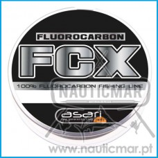LINHA ASARI FCX 100% FLUOROCARBONO 0.20mm 100m