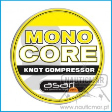Linha para Assist Asari Azul Mono Core 10m 80Lb