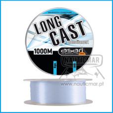 Linha Asari Long Cast 0.45mm 1000m