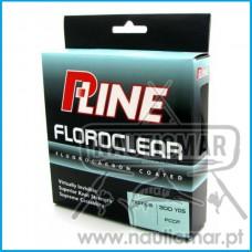 Linha P-LINE Fluoroclear (Coated) 0.35mm 270m