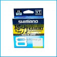 Multifilamento Shimano Kairiki 0.19mm 150m