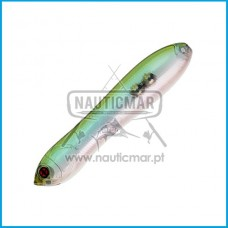 Amostra Sakura Mousty 28g 125mm Ghost Minnow