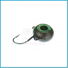 Amostra Zoka Eyes Slim Sparkle 225g - Rock Brown Silver Strass