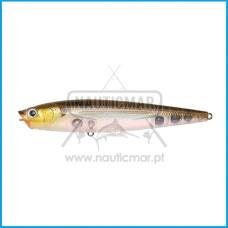 Amostra Lucky Craft Gunfish 115 F Flake Flake Golden Sexy Minnow