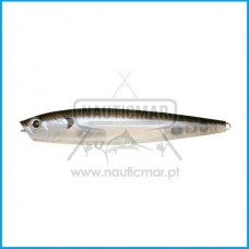Amostra Lucky Craft Gunfish 115 F Ghost Tennessee