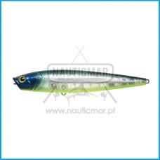 Amostra Lucky Craft Gunfish 115 F Bone Pro Blue
