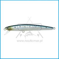 Amostra Lucky Craft SW Flash Minnow 130 MR Metallic Sardine