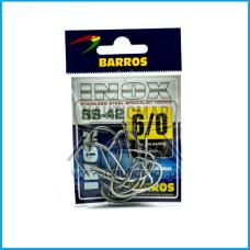 Anzol Barros Inox SS-42 nº6/0