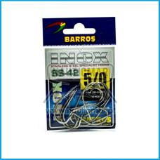 Anzol Barros Inox SS-42 nº5/0