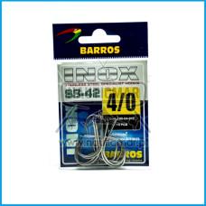 Anzol Barros Inox SS-42 nº4/0