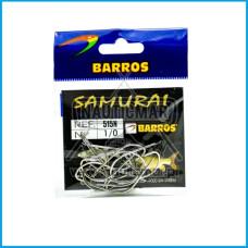 ANZOL BARROS SAMURAI 515N nº1/0