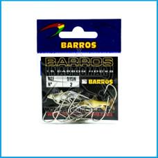 ANZOL BARROS SAMURAI 515N nº2
