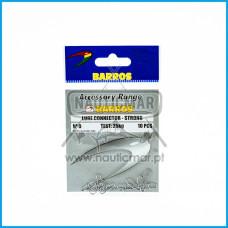 Clip Conector Barros Strong nº0 25Kg 10pcs