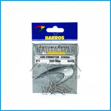 Clip Conector Barros Strong nº2 35Kg 10pcs