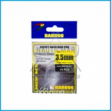 Argolas BARROS Assist Solid Ring PRO 3,5mm