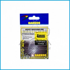Argolas BARROS Assist Solid Ring PRO 4mm