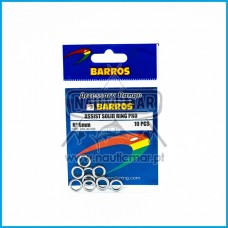 Argolas BARROS Assist Solid Ring PRO 6mm