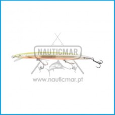 Amostra Savage 3D Jerk Minnow 175mm 25g 04-Lemon Back