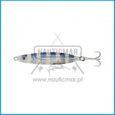 ZAGAIA SAVAGE GEAR PSYCHO SPRAT 28g 04:Blue Glow Zebra