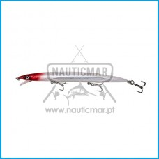 Amostra Savage 3D Jerk Minnow 175mm 25g 07-Red Head