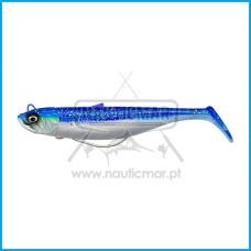 Combo Savage Gear Minnow WL 10cm 16gr Blue Pearl Silver