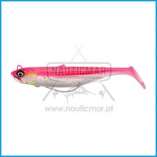 Combo Savage Gear Minnow WL 10cm 16gr Pink Pearl Silver