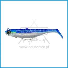 Combo Savage Gear Minnow WL 12.5cm 28gr Blue Pearl Silver