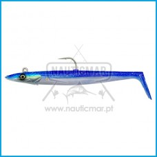 Combo Savage Gear Sandeel V2 12cm 22g Blue Pearl Silver