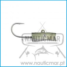 Cabeçote SF EEL ATTACK 6.5g 01 Sandeel 2pcs