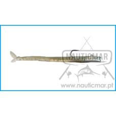 Combo SF EEL ATTACK 125mm 01 Real Sandeel 1+1