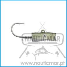 Cabeçote SF EEL ATTACK 25g 01 Sandeel 2pcs